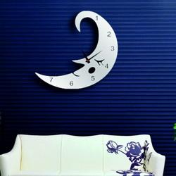 Ceas de perete Zână de noapte, 30x40 cm