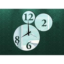Ceas de perete în sufragerie, 30x30 cm