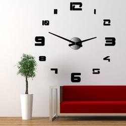 Montarea ceasului de perete DIY STRONGO din plexiglas