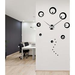 Ceasuri de perete mari cercuri DIY SVARCBACH