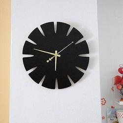 Ceas de perete din lemn din HDF SPECTRA