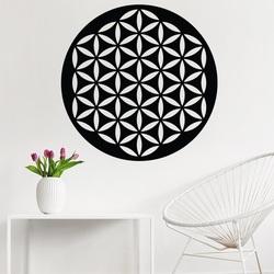 Mandala imagine rece din lemn pe perete placaj YISUIYU