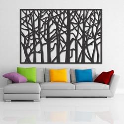 Imagine din lemn pe perete din placaj din lemn HOREHOR