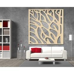 Imagine sculptată pe peretele unui placaj din lemn copac