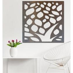 Cioplit imagine pe perete din placaj din lemn  floare LUSEKOJ