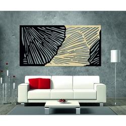 Imagine 3D gustoasă pe peretele din partea din spate a placajului Plop original, culoarea față la alegere