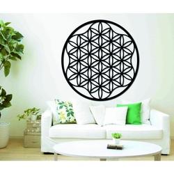 O imagine a unei mandale pe un perete de placaj de până la 120 cm